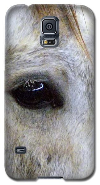 Galaxy S5 Case featuring the photograph His Spirit Was Stolen by John Glass