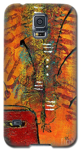 His Vase Galaxy S5 Case