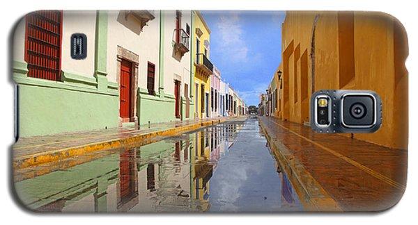 Historic Campeche Mexico  Galaxy S5 Case