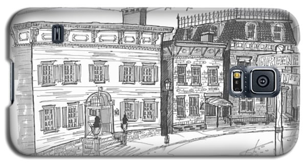 Historic Catskill Street Galaxy S5 Case