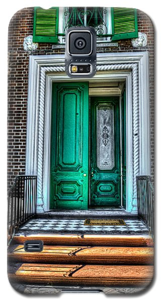 Historic Charleston Sc Door Galaxy S5 Case