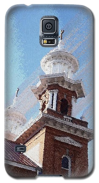 Historic Church Steeples Galaxy S5 Case
