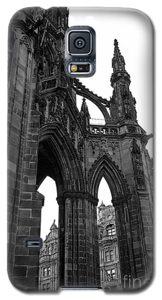 Historic Edinburgh Architecture Galaxy S5 Case by Kate Purdy