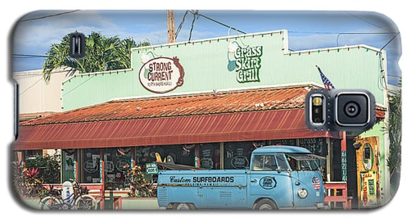 Historic Haleiwa Surf Town On The North Shore Of Oahu Galaxy S5 Case