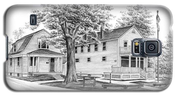 Historic Jaite Mill - Cuyahoga Valley National Park Galaxy S5 Case
