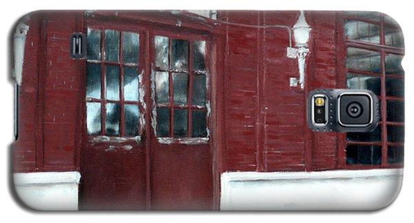 Historic Mcneill Street Pumping Station Shreveport Louisiana Galaxy S5 Case