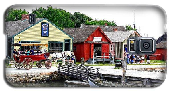 Historic Mystic Seaport Galaxy S5 Case