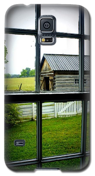 Galaxy S5 Case featuring the photograph Historic New Market by Laurie Perry