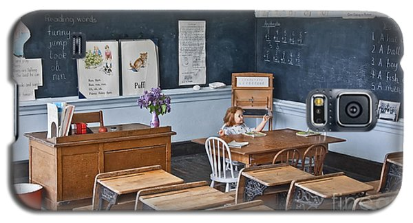Historic School Classroom Art Prints Galaxy S5 Case