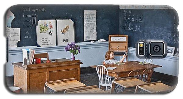 Historic School Classroom Art Prints Galaxy S5 Case
