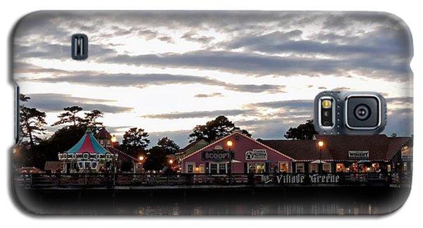 Galaxy S5 Case featuring the photograph Historic Smithville by Allen Beilschmidt
