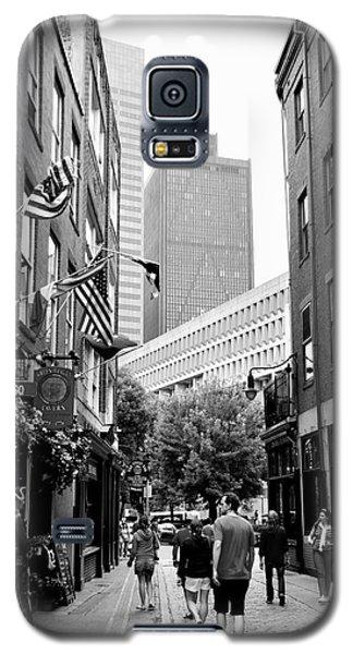 Historic Union Street Boston Ma Galaxy S5 Case