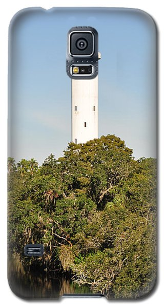 Historic Water Tower - Sulphur Springs Florida Galaxy S5 Case