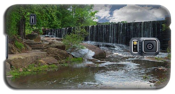 Historic Yates Mill Dam - Raleigh N C Galaxy S5 Case