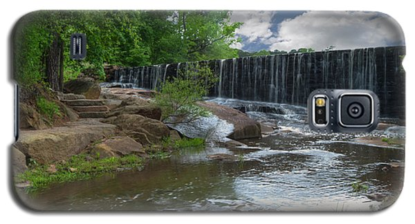Historic Yates Mill Dam - Raleigh N C Galaxy S5 Case