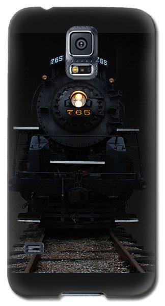 Historical 765 Steam Engine Galaxy S5 Case by Rowana Ray