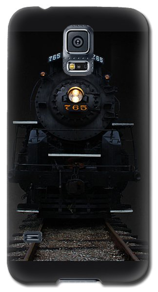 Galaxy S5 Case featuring the photograph Historical 765 Steam Engine by Rowana Ray