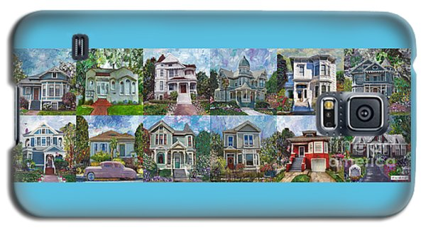 Historical Homes Galaxy S5 Case by Linda Weinstock
