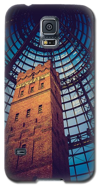 History Under Glass Galaxy S5 Case