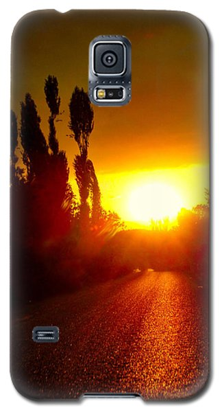 Galaxy S5 Case featuring the photograph Hit The Road Jack by Zafer Gurel
