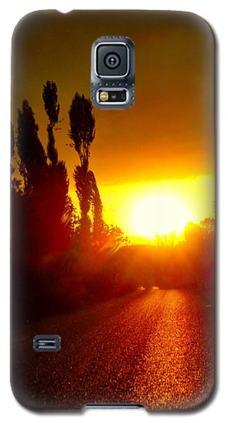 Hit The Road Jack Galaxy S5 Case