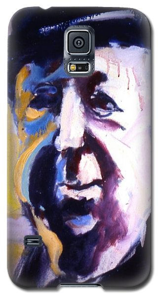 Hitch Galaxy S5 Case by Les Leffingwell