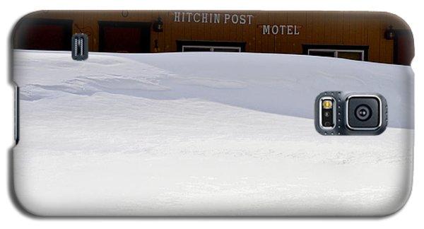 Hitchin' Post April Galaxy S5 Case
