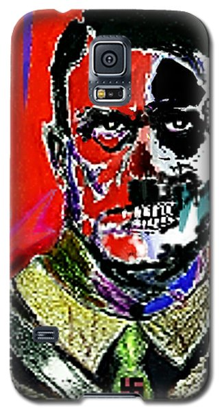 Hitler  - The  Face  Of  Evil Galaxy S5 Case