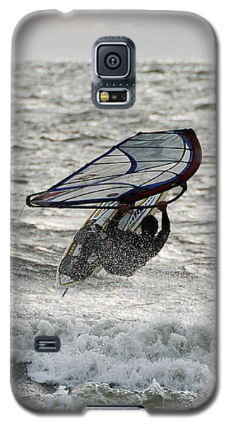 Hitting A Wave 2 Galaxy S5 Case