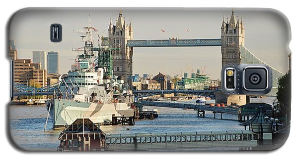 Hms Belfast London Galaxy S5 Case