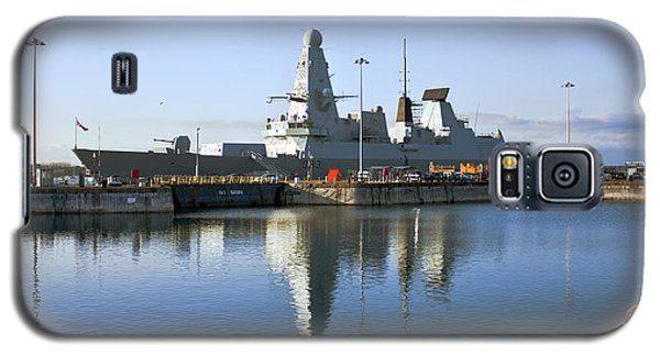Hms Dauntless Galaxy S5 Case