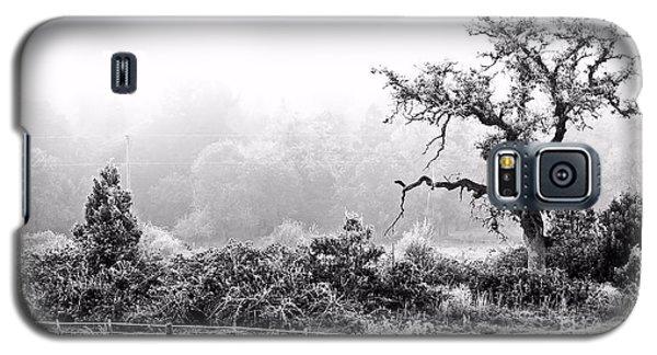 Hoar Frosted Island Galaxy S5 Case
