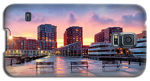 Hoboken New Jersey Galaxy S5 Case