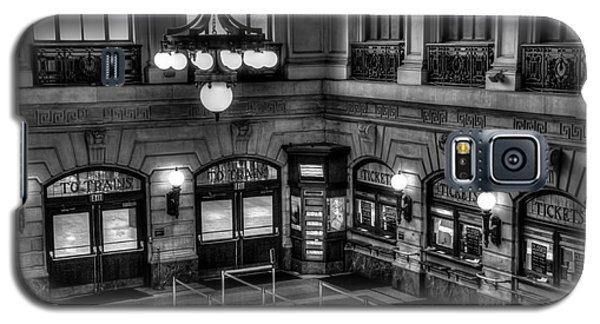 Hoboken Terminal Waiting Room Galaxy S5 Case