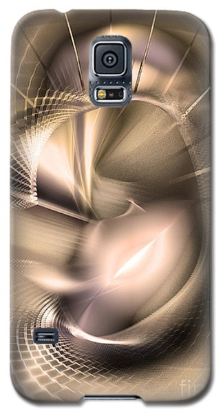 Hoc Omnis Est - Abstract Art Galaxy S5 Case