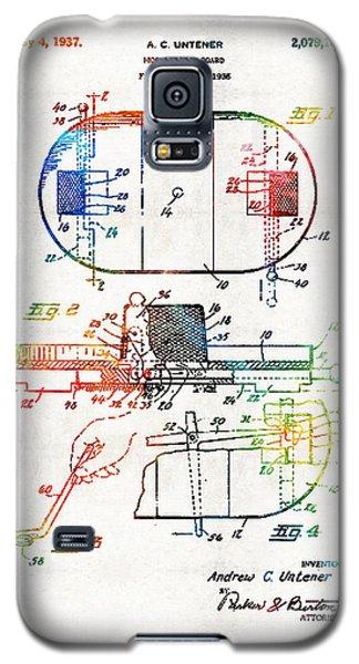 Hockey Art - Game Board - Sharon Cummings Galaxy S5 Case