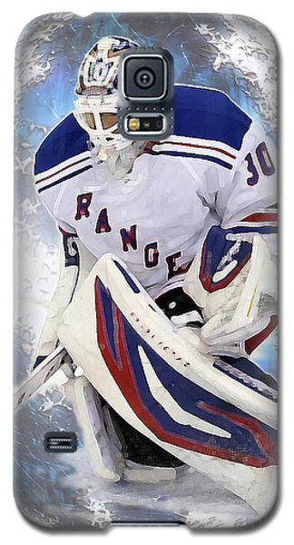 Hockey Goalie Galaxy S5 Case