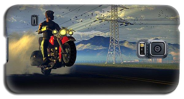 Hog Rider Galaxy S5 Case