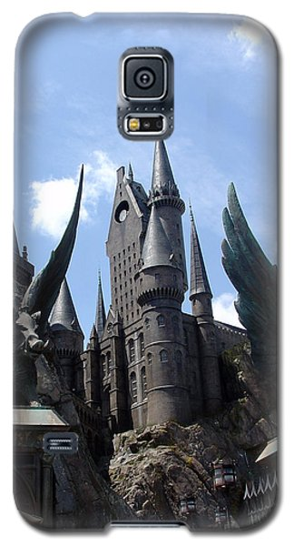 Hogwarts Castle Galaxy S5 Case