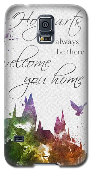 Hogwarts Will Welcome You Home Galaxy S5 Case