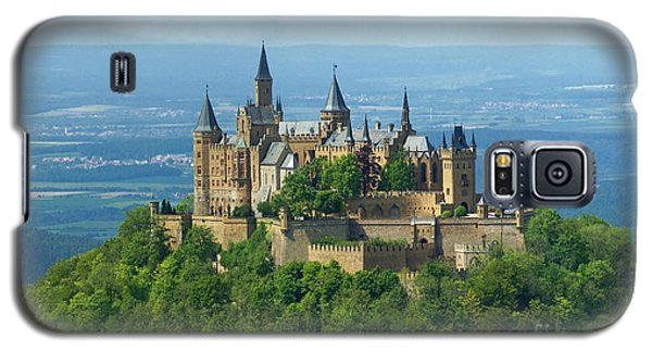 Hohenzollern Castle 5 Galaxy S5 Case by Rudi Prott