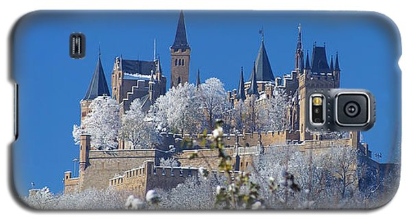 Galaxy S5 Case featuring the photograph Hohenzollern Castle Germany by Rudi Prott