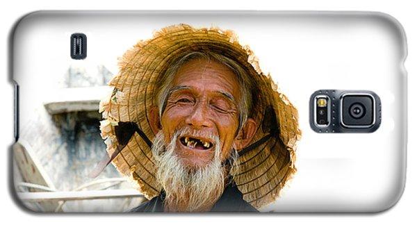 Hoi An Fisherman Galaxy S5 Case