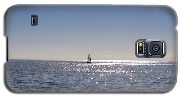 Galaxy S5 Case featuring the photograph Hold My Calls by Kevin Ashley