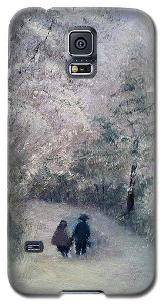 Hold My Hand Galaxy S5 Case by Gail Kirtz