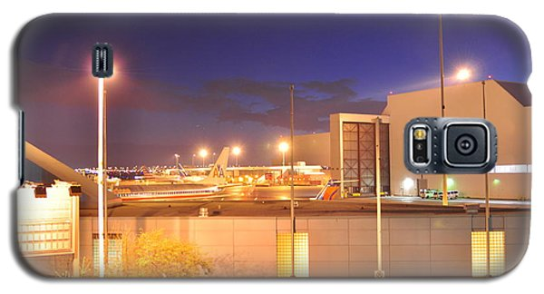 Holding At The Gate  Galaxy S5 Case