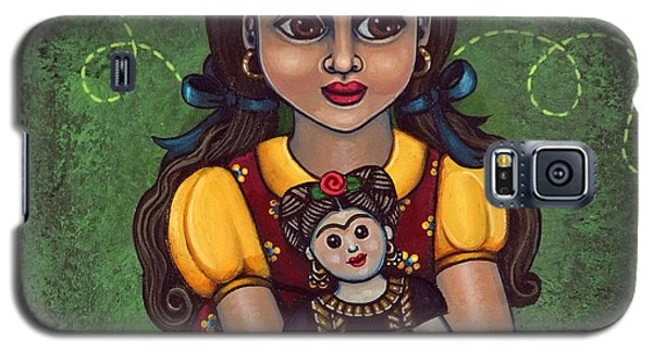 Holding Frida Galaxy S5 Case