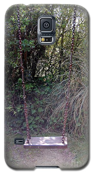 Holding On Galaxy S5 Case by Linda Prewer