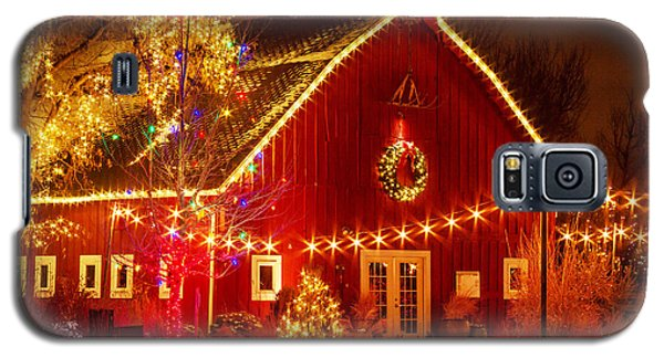 Holiday Barn Galaxy S5 Case