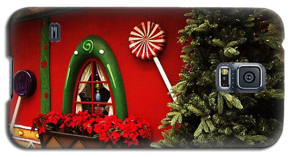 Holiday Cottage Galaxy S5 Case by Anne Rodkin
